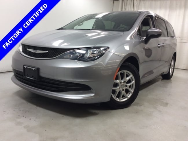 Used 2017 Chrysler Pacifica Touring For Sale Cicero Ny Vin