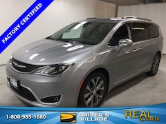 Certified Used 2018 Chrysler Pacifica Limited Van for sale near Syracuse, NY, at Burdick Dodge Chrysler Jeep RAM
