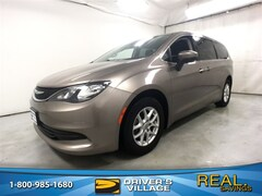 Used 2017 Chrysler Pacifica Touring Van 2C4RC1DG2HR537210 for sale near Syracuse, NY at Burdick Dodge Chrysler Jeep RAM