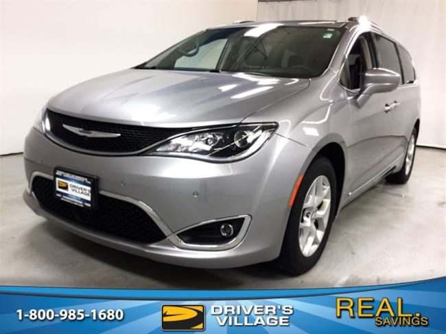 Used 2017 Chrysler Pacifica Touring L Plus For Sale In Cicero