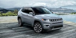 2019 Jeep Compass Available Near Syracuse