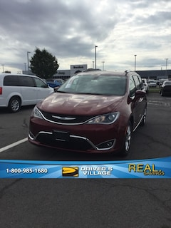 Used 2018 Chrysler Pacifica Touring L Van for sale near Syracuse, NY at Burdick Dodge Chrysler Jeep RAM