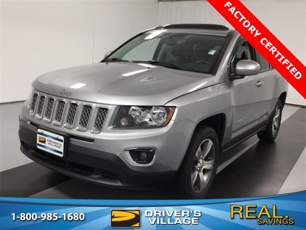 Drivers Village Jeep >> Used 2017 Jeep Compass Latitude 4x4 For Sale Cicero Ny