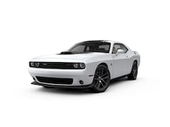 New 2018 Dodge Challenger 392 HEMI SCAT PACK SHAKER Coupe 2C3CDZFJ9JH255396 for sale near Syracuse, NY at Burdick Dodge Chrysler Jeep RAM