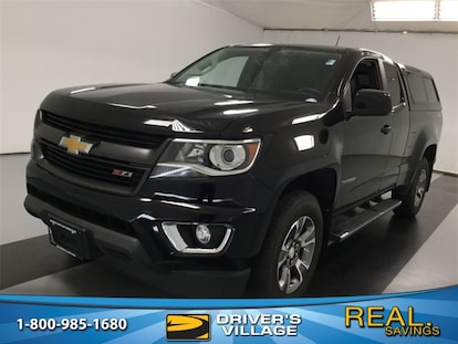Used 2015 Chevrolet Colorado For Sale at Driver's Village