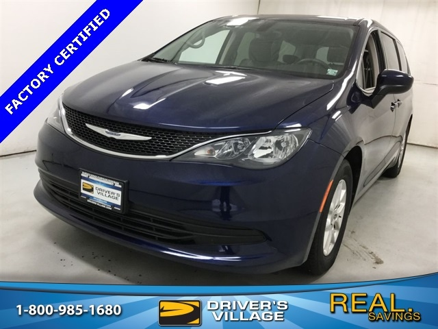 Used 2017 Chrysler Pacifica For Sale Near Syracuse Cicero Ny Vin