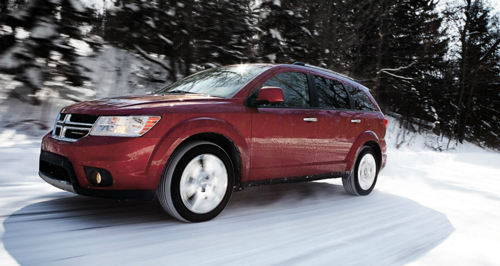 2017 Dodge Journey near Syracuse