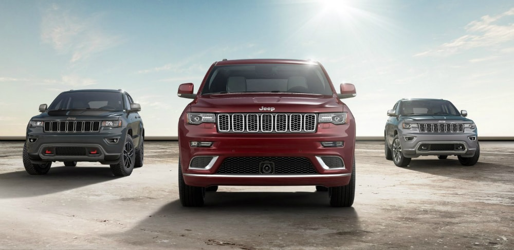 2017 Jeep Grand Cherokee near Syracuse