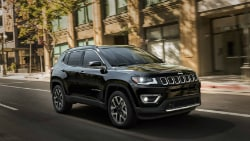 2018 Jeep Compass in Cicero