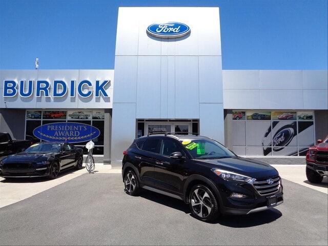 2017 Hyundai Tucson Limited AWD SUV