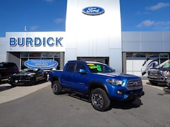 2016 Toyota Tacoma Double Cab TRD Off Road V6 4x4 Truck