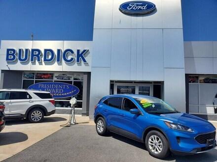 2020 Ford Escape SE - Service Loaner SUV