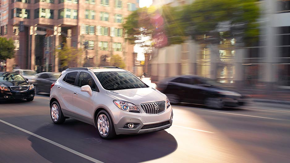 2016 Buick Encore near Syracuse