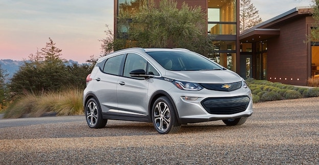 2020 Chevrolet Bolt EV | Chevrolet Dealer near Syracuse