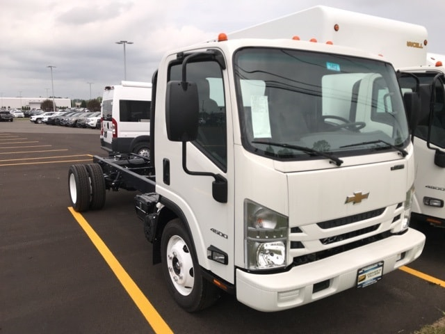 2018 Chevrolet 4500 LCF Gas Base Truck Regular Cab
