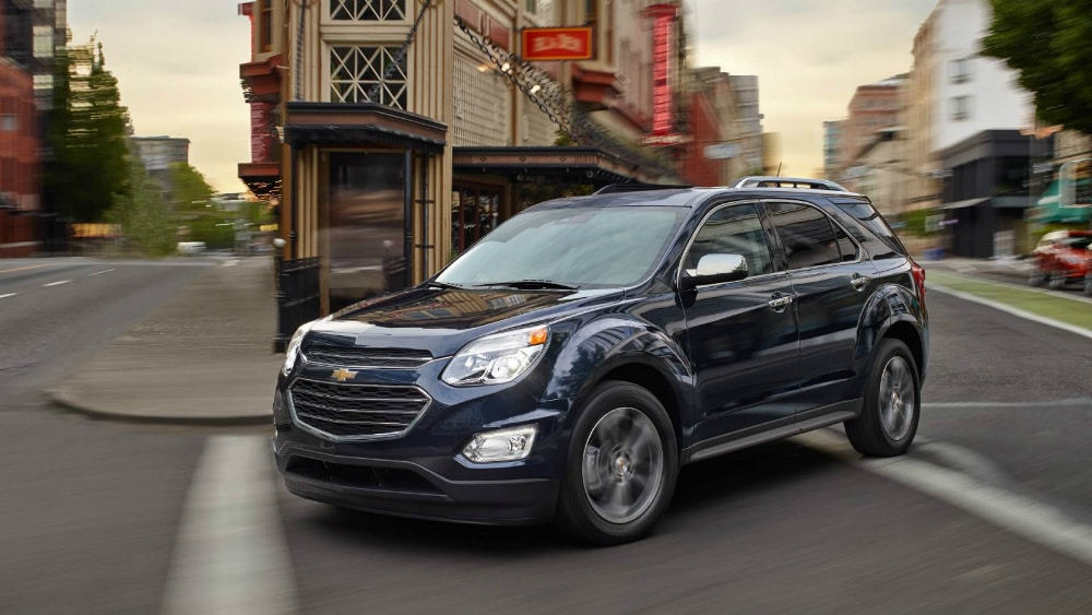 2016 Chevrolet Equinox near Syracuse