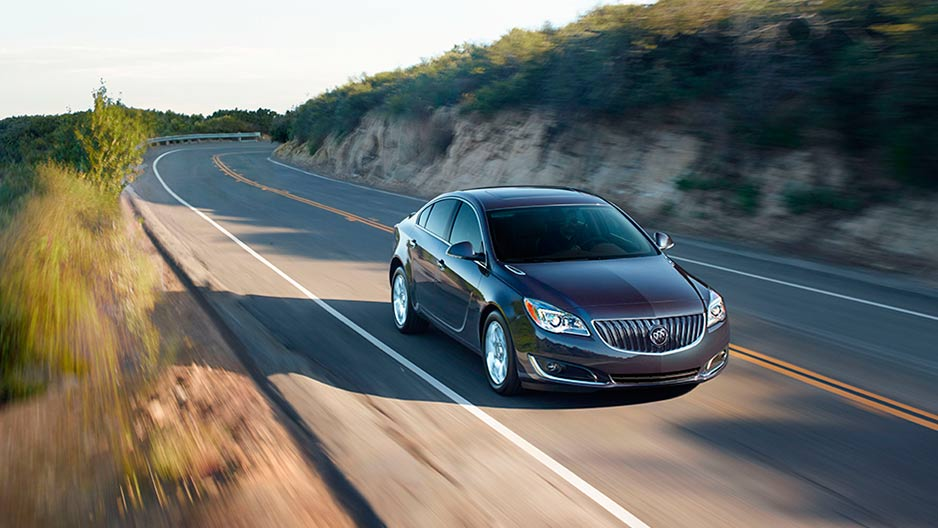 2016 Buick Regal near Syracuse