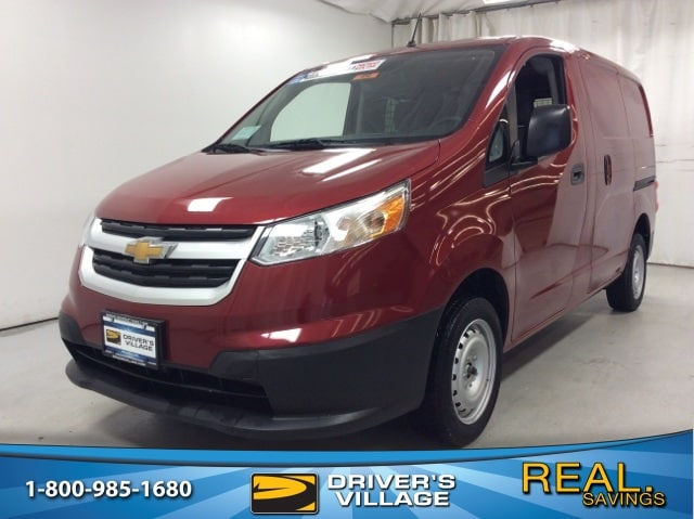 2017 Chevrolet City Express 1LS Van Cargo Van