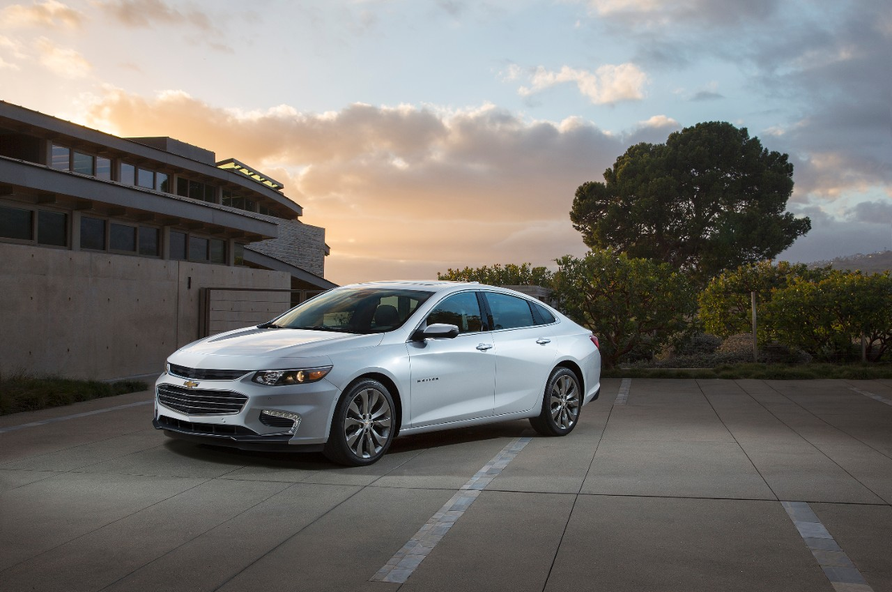 2016 Chevrolet Malibu near Syracuse