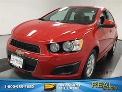 2012 Chevrolet Sonic 1LT Sedan