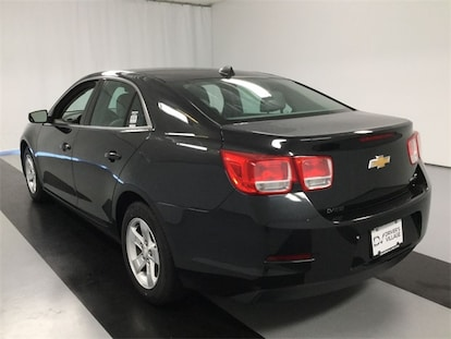 Used 2013 Chevrolet Malibu For Sale at Burdick Chevrolet