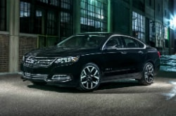 2016 Chevrolet Impala near Syracuse