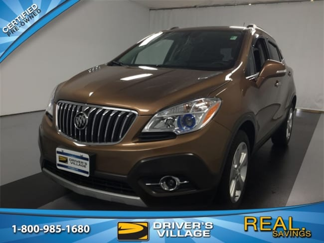 Used 2016 Buick Encore For Sale At Burdick Chevrolet Buick Gmc Vin