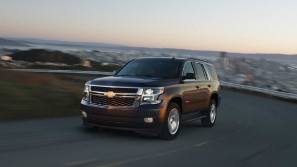 2016 Chevrolet Tahoe near Syracuse