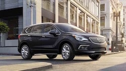 2017 Buick Envision available near Syracuse