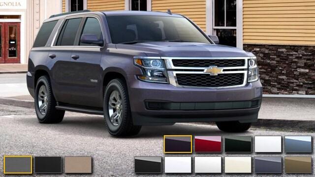 Pre Owned Suburban >> 2016 Chevrolet Tahoe Color Options | Burdick Chevrolet Buick GMC