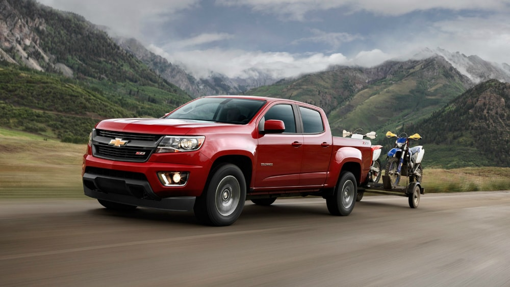 2016 Chevrolet Colorado near Syracuse