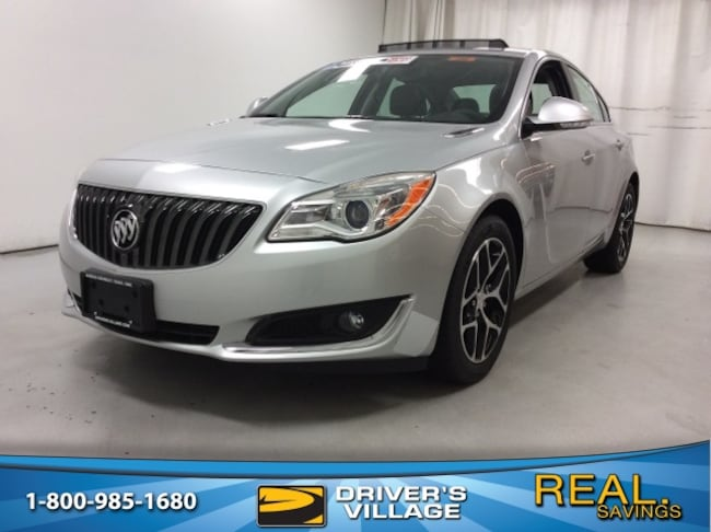 Used 2017 Buick Regal For Sale Cicero Ny