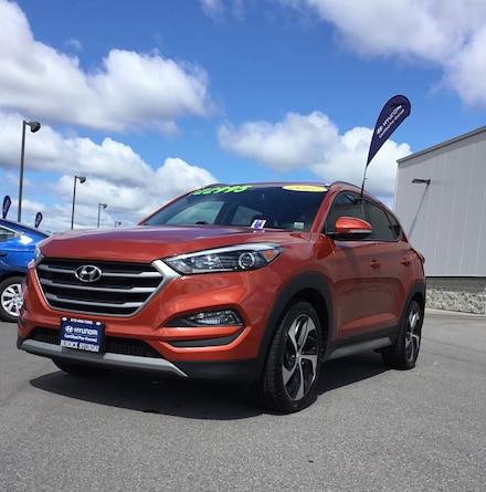 2017 Hyundai Tucson Sport AWD SUV