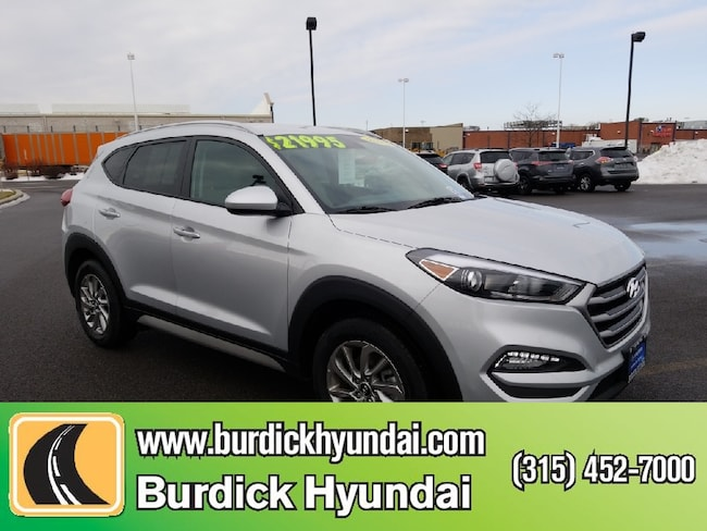 2018 Hyundai Tucson SEL AWD SUV