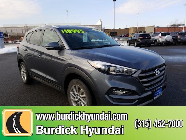 2016 Hyundai Tucson ECO AWD SUV