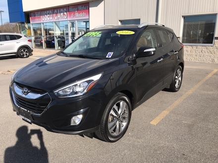 2015 Hyundai Tucson Limited AWD SUV