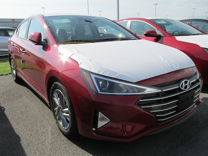 New 2020 Hyundai Elantra For Sale At Burdick Hyundai Vin Kmhd84lf5lu075190