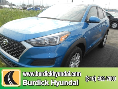 New 2019 Hyundai Tucson For Sale at Burdick Hyundai | VIN