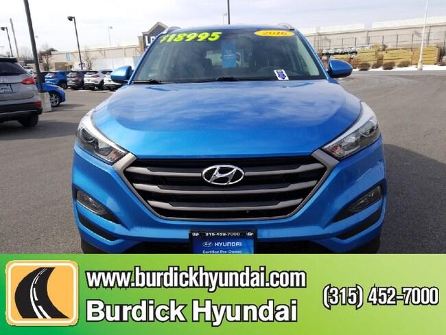 2016 Hyundai Tucson SE AWD SUV