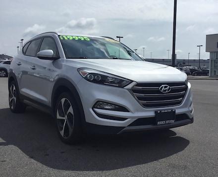 2016 Hyundai Tucson Limited AWD SUV
