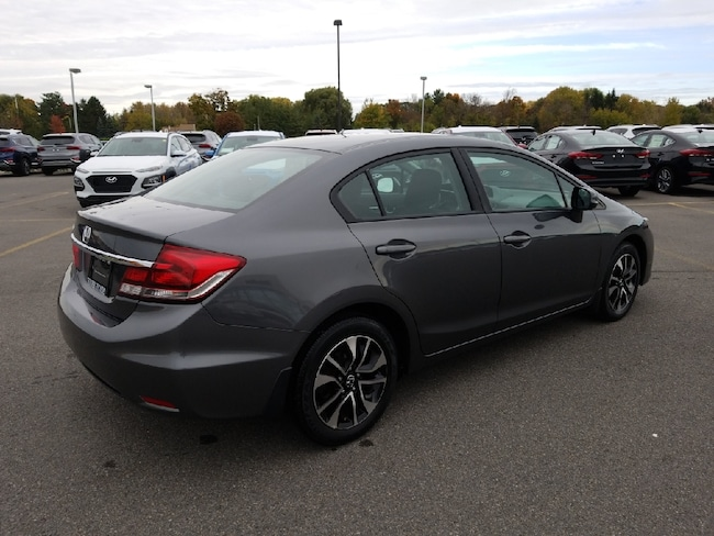 Used 2013 Honda Civic For Sale At Burdick Hyundai Vin