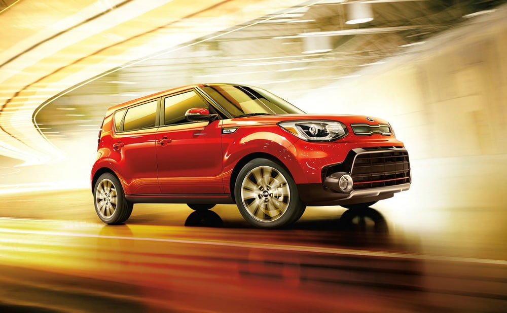 2017 KIA Soul near Syracuse