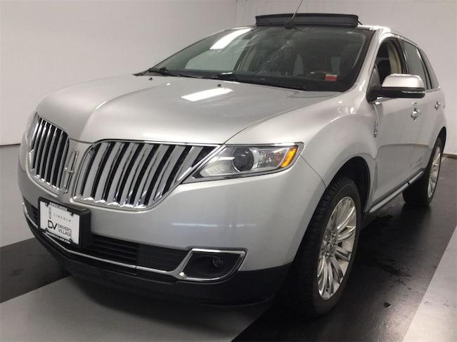 2014 Lincoln MKX Elite SUV