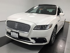 Used 2019 Lincoln Continental Select Sedan