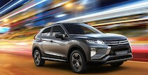 2020 Mitsubishi Eclipse Cross near Syracuse