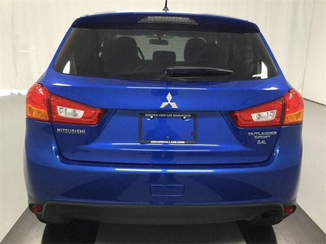 Used 2016 Mitsubishi Outlander Sport For Sale at BURDICK MITSUBISHI