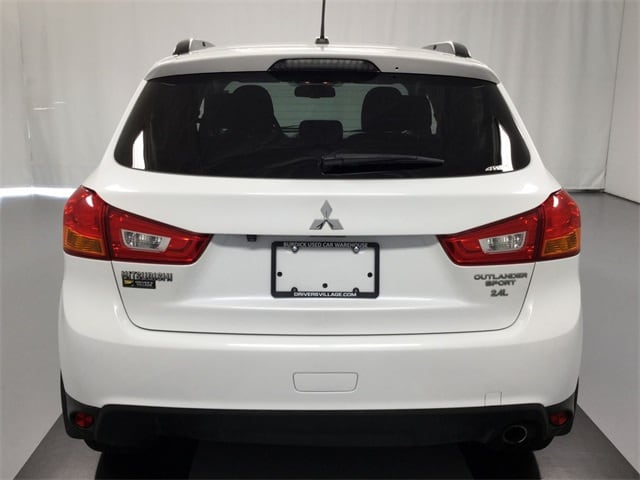 Used 2015 Mitsubishi Outlander Sport For Sale at BURDICK