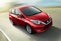 2017 Nissan Versa Note near Syracuse