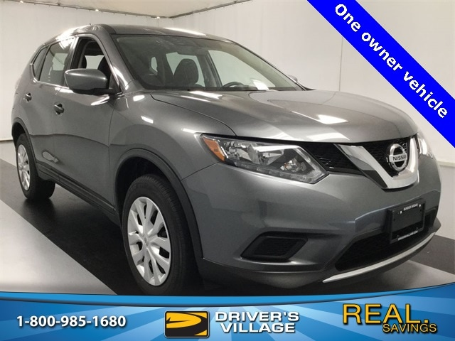 2016 Nissan Rogue For Sale >> Used 2016 Nissan Rogue For Sale At Burdick Nissan Vin