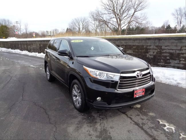 Used 2016 Toyota Highlander For Sale Cicero Ny